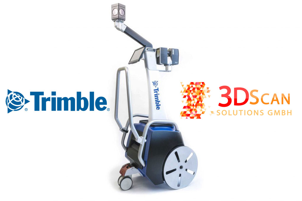 Trimble TIMMS Laserscanner